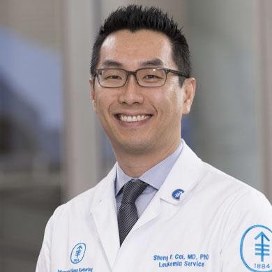 Sheng F. Cai, M.D., Ph.D.